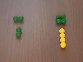 Montessori matériel maths.